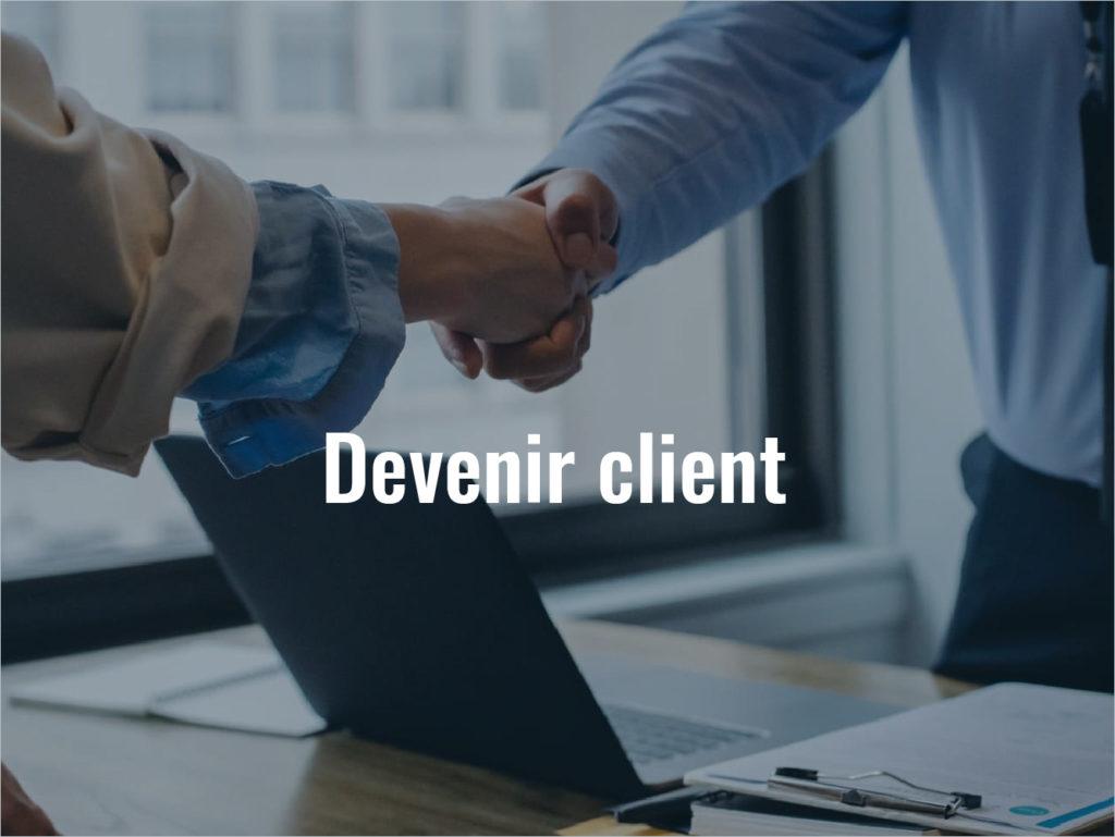 Devenir client, faire confiance à Atlantique support administratif